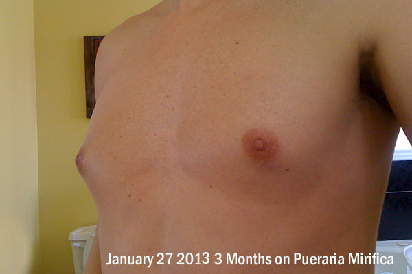 after 3 months pueraria mirifica photo