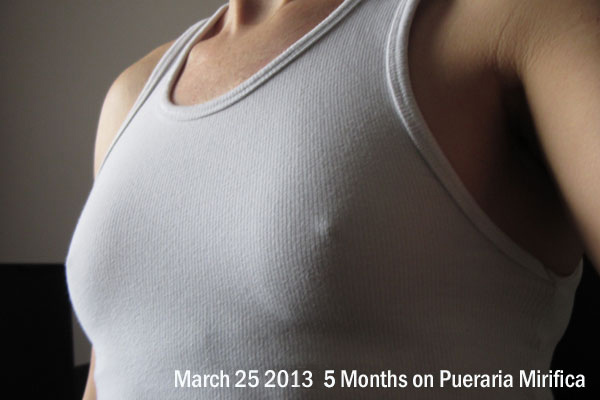 after five months pueraria mirifica photo