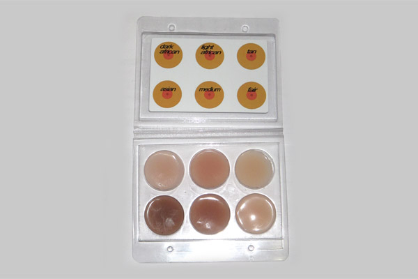 breast forms sample kit image