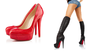 large size high heels for men online