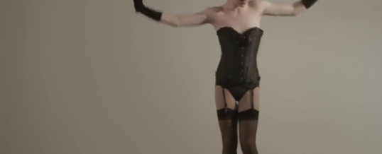 Aline Queen shares her new video with CD Society.