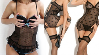 lingerie for crossdressers online